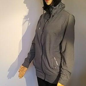 Helly Hansen zip up cotton blend jacket small